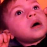2歳の男の子が大興奮^^