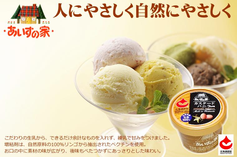 北海道 長沼 あいすの家 選べるカップアイス 10個セット