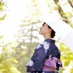 匠の技と想いが詰まった「前原光榮商店」の日傘はいかがですかー??