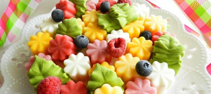 アイスケーキ春夏のブーケ