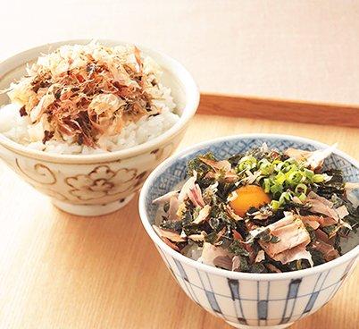 漁師飯&海苔ご飯