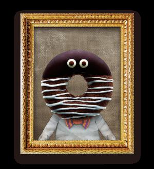 チョコレートマロンミイラのマロロン