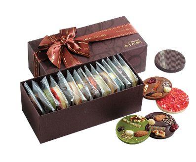 ベルアメールのパレショコラ15枚セット