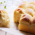 大ブーム!?アートみたい!子供も喜ぶ♪ちぎりパンが可愛く、しかも簡単に作れるんですよ!