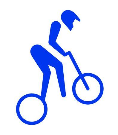自転車BMX