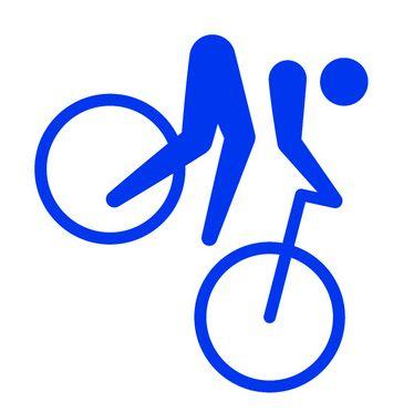 自転車マウンテンバイク